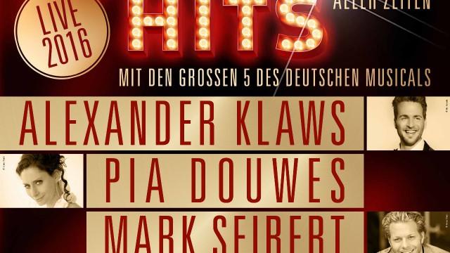 Poster Die größten Musicalhits aller Zeiten