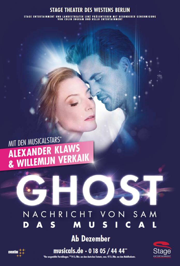 Plakat Ghost